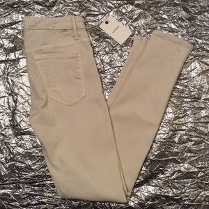 MOTHER NWT HIGH WAISTED LOOKER JEANS SIZE 24